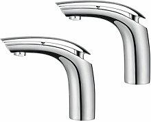 Homelody - 2x miscelatore monocomando rubinetto