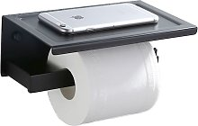 Homelody - Porta rotolo Carta Igienica in acciaio-