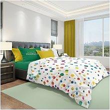 Homemania - Completo Letto Technicolor -
