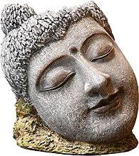 HOMHH Vasi per Fioriere A Forma di Statua, Vaso di