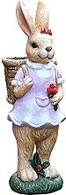 HOMHH Vaso da Fiori per Fioriera in Cemento,
