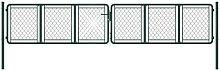 Hommoo Cancello di Recinzione per Giardino in