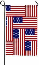 hongwei Bandiera, Bandiera Americana, Bandiera del