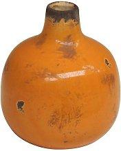 Houlle Piccolo vaso di ceramica giallo