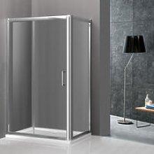 House box doccia 80 x 120 cm angolo con ante