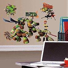 HQQPA Adesivo Effetto 3D Adesivo murale bambini