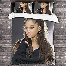 HSBZLH Flou Copripiumino Ariana Grande Set