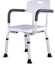 HSRG Bath Chair Sedia per Doccia con Schienale per