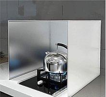 HSWYJJPFB Paraspruzzi Cucina Foglio di Alluminio