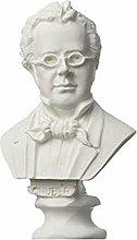HUANYARI Scultura Figurine Ornamento 7 cm Mini