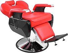 huasa Poltrona da Barbiere Poltrona reclinabile
