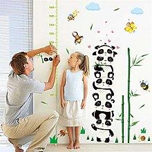HXLFYM Adesivo Murale Misura Altezza,Simpatico