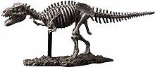 HXXyoga Creative Dinosaur Fossil Statue Decor Art