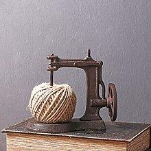 HXXyoga Retro macchina da cucire in ghisa