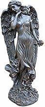 HYBUKDP sculture Casa Scultura Angelo Decorazione