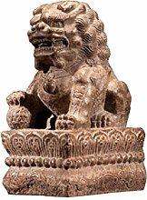 HYBUKDP sculture Figurine da Collezione Leone