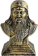 HYBUKDP sculture Figurine da collezione Zen Statue