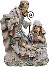 HYBUKDP sculture Home Scultura Presepe Statua,