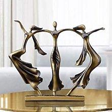 HYBUKDP sculture Statua domestica Artwork