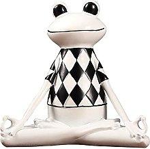 HYBUKDP sculture Zen figurine casa scultura statua
