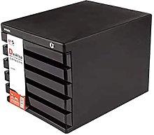 Hyywmgx - Cassettiera da scrivania con cassetto,