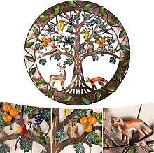 HZRKJ Arte della Parete dell'albero in
