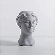 HZYDD Venere Fiore Arte Statua Decorazione