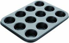 IBILI 826900 teglia per Mini-Biscuits, 12 stampi