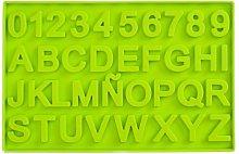IBILI 871300 - Stampo per Numeri e Lettere in