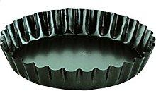IBILI Moka Stampo per Torte, Alluminio Nero,