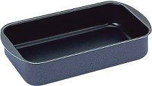 IBILI - Teglia per arrosto, 35 x 24 cm, Colore: Blu