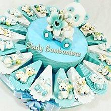 Idea bomboniera 1° Compleanno Battesimo Nascita