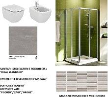 IDEAL STANDARD MARAZZI BOSSINI GROHE SANITARI BOX