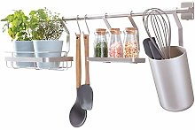 iDesign Austin Barra portautensili cucina,