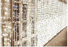 IDESION 600 LED 6M x 3M Tenda Luminosa Natale