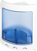 Idralite - Mensola angolare porta oggetti bianco