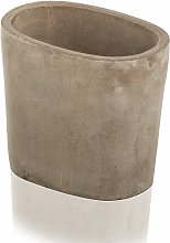 Idralite - Porta spazzolini da appoggio in cemento