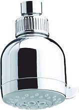Idralite - Soffione doccia tondo in abs lucido 3