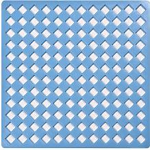 Idralite - TAPPO DOCCIA CM.50X50 BLU TRASP.   PZ