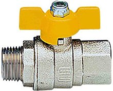 Idro Bric SMK-K0345 B Rubinetto Arresto Gas a