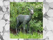 IDYL Rottecker - Scultura in bronzo a forma di
