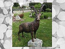 IDYL Rottecker Scultura in bronzo a grandezza