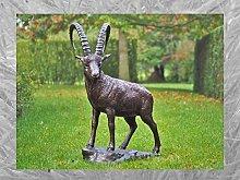 IDYL - Scultura in bronzo, 120 x 40 x 85 cm,