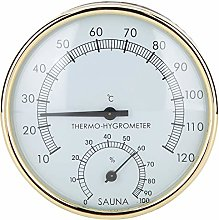 Igrometro per Sauna, Yevenr Termometro per Sauna