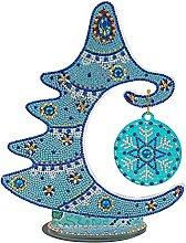 ikasus Albero di Natale Diamante Art