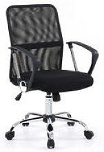Ikayaa - Sgabello ergonomico regolabile per sedia