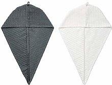 Ikea 2 Set Asciugamano per Capelli la comoditä di