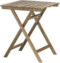 IKEA ASKHOLMEN - Tavolo pieghevole, 60 x 62 cm,