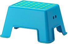 Ikea Bolmen - Sgabello da 20,8 cm, colore: Blu