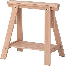 Ikea - Cavalletto con ripiano, modello Finnvard,